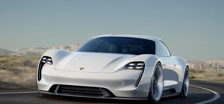 Porsche Taycan – Prvi električni Porsche