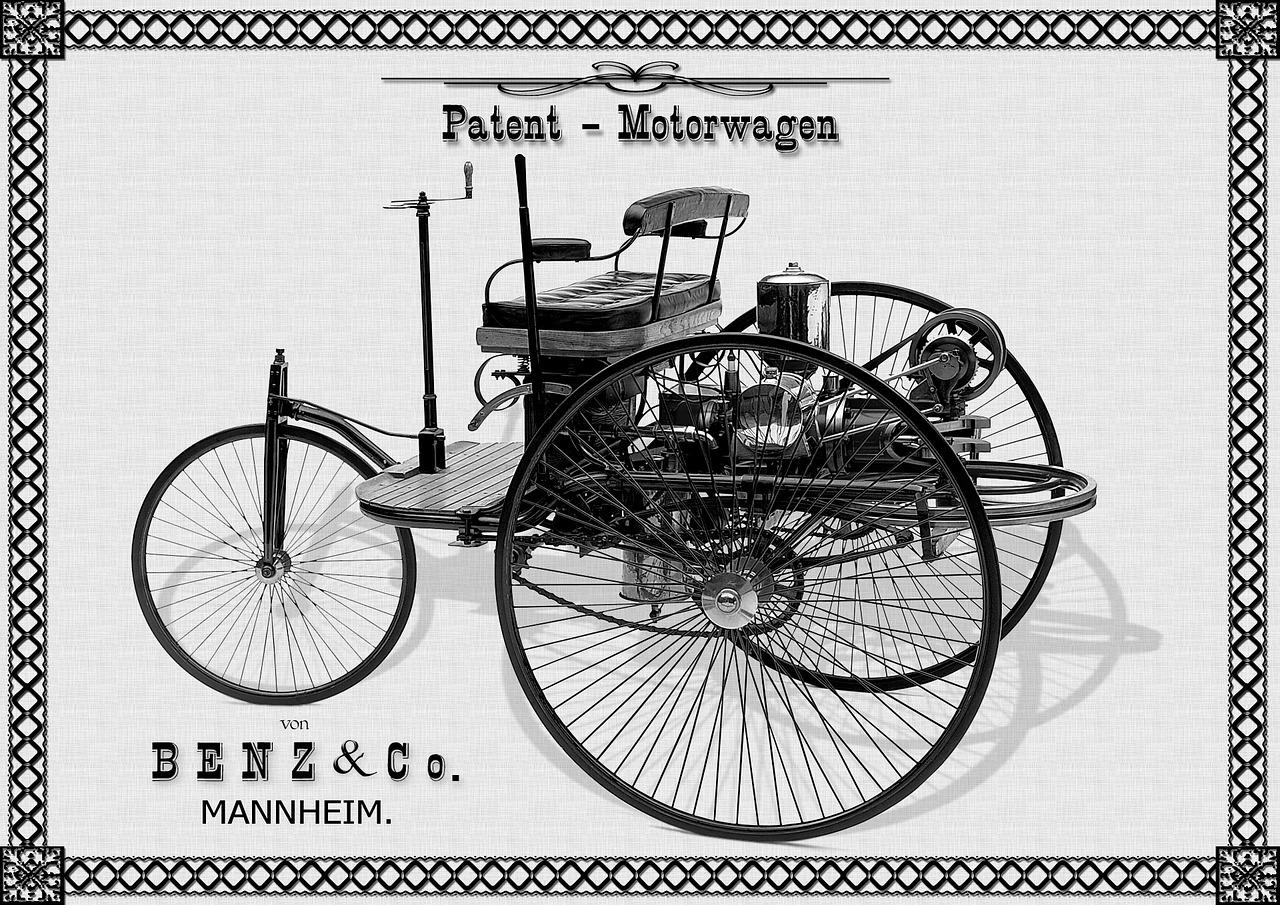 mercedes motorgwagen