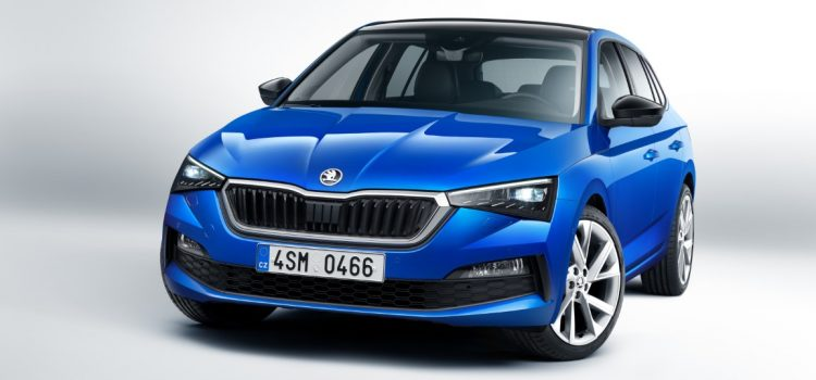 Škodin konkurent Golfu – Škoda Scala