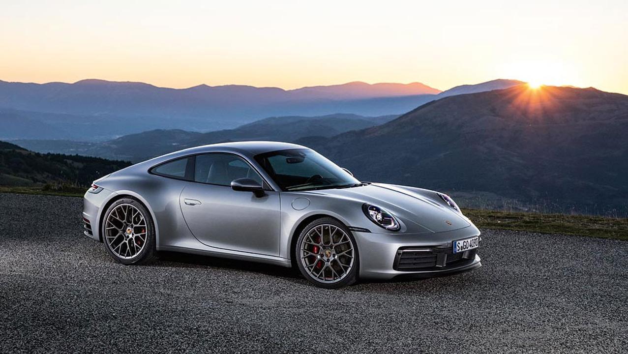 07 Porsche 911 992