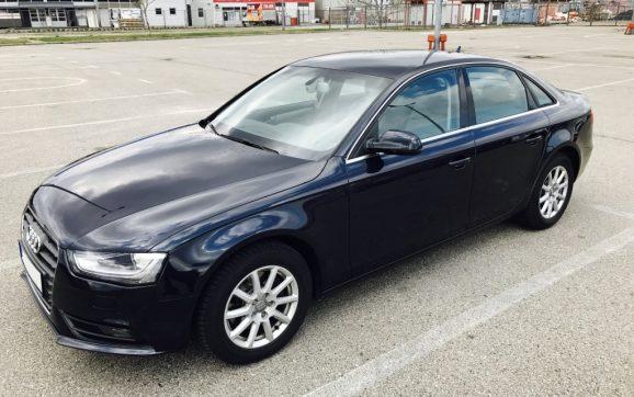 Test polovnog Audi A4 B8 2014