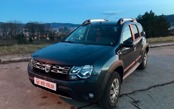 Test polovnog: Dacia Duster 1.5 dCi 4×4 2016