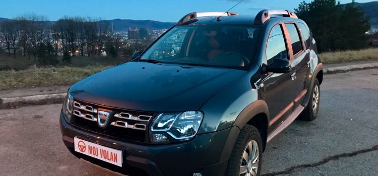 Test polovnog: Dacia Duster 1.5 dCi 4×4 2016