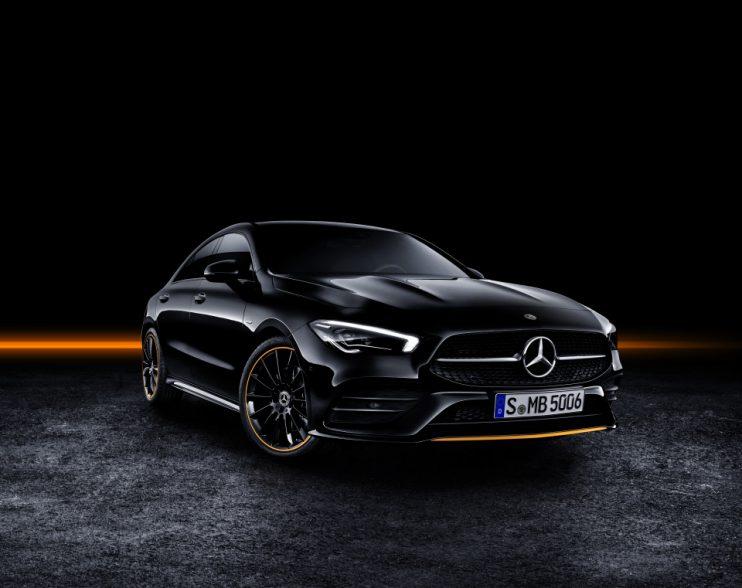 Mercedesova najmanja kupe-limuzina – CLA