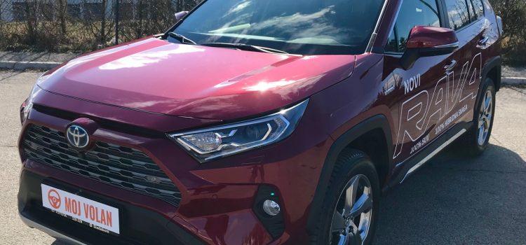 Test – Toyota RAV4 Hybrid 2019