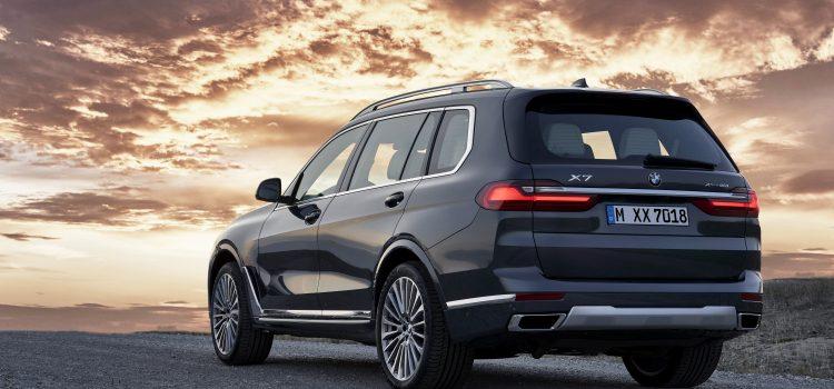 BMW X7 – Najveći BMW SUV ikad