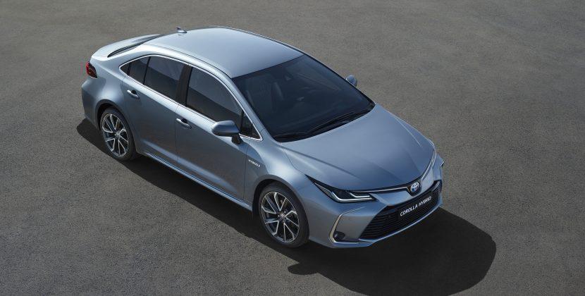 Nova Toyota Corolla Sedan