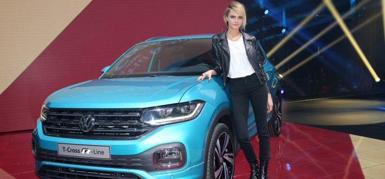 Predstavljen Volkswagen T-Cross