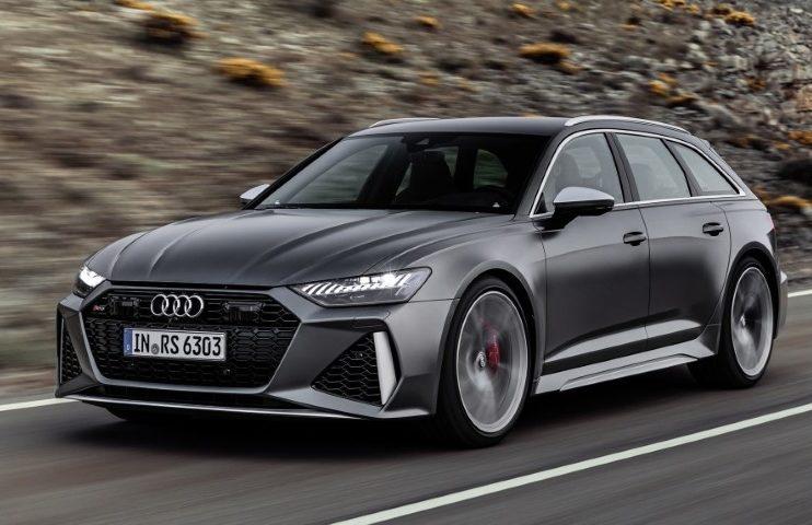 Audi RS6 2020 1