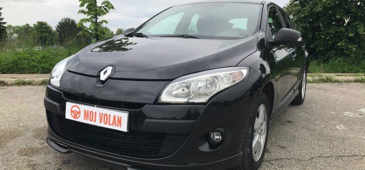 Test polovnog: Renault Megane 3 1.5 dCi 2011