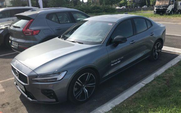 Test – Volvo S60 T5 R 2019