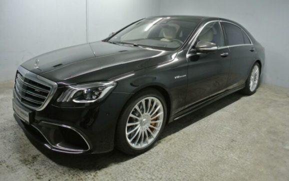 Mercedes S 65 AMG izgubio na vrijednosti 120.000 eura za godinu dana